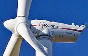 Acciona AW-3000 wind turbine